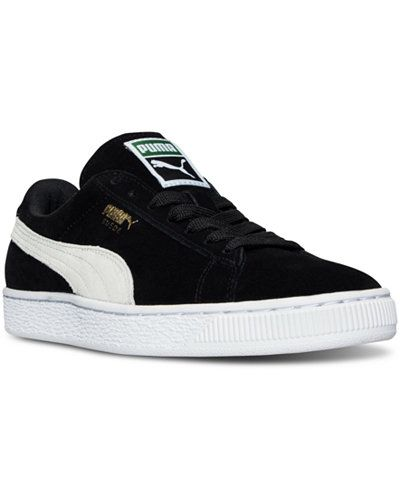 Puma Women s Suede Classic Casual Sneakers from Finish Line ... a0a65f5d7