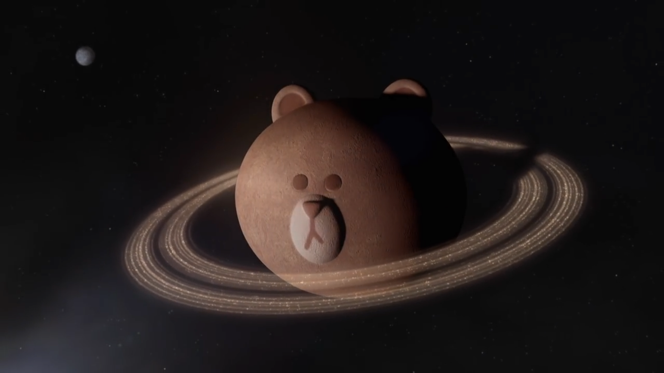 3c349ac49f3 Pin by Mahe on Cony and Brown in 2019 | Line friends, Planets, Celestial