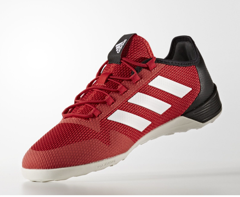huella dactilar a menudo invadir  adidas Mens ACE Tango 17.2 IN Indoor Soccer Shoes Red/Black/White BA8542 |  Soccer shoes, Adidas men, Adidas