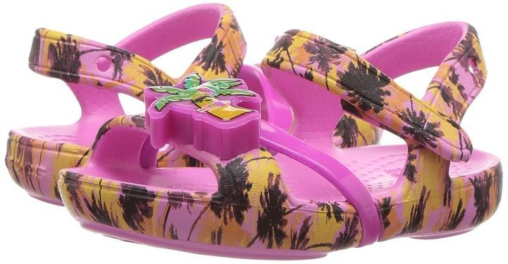 02a65ebbe Crocs Lina Lights Sandal (Toddler Little Kid)