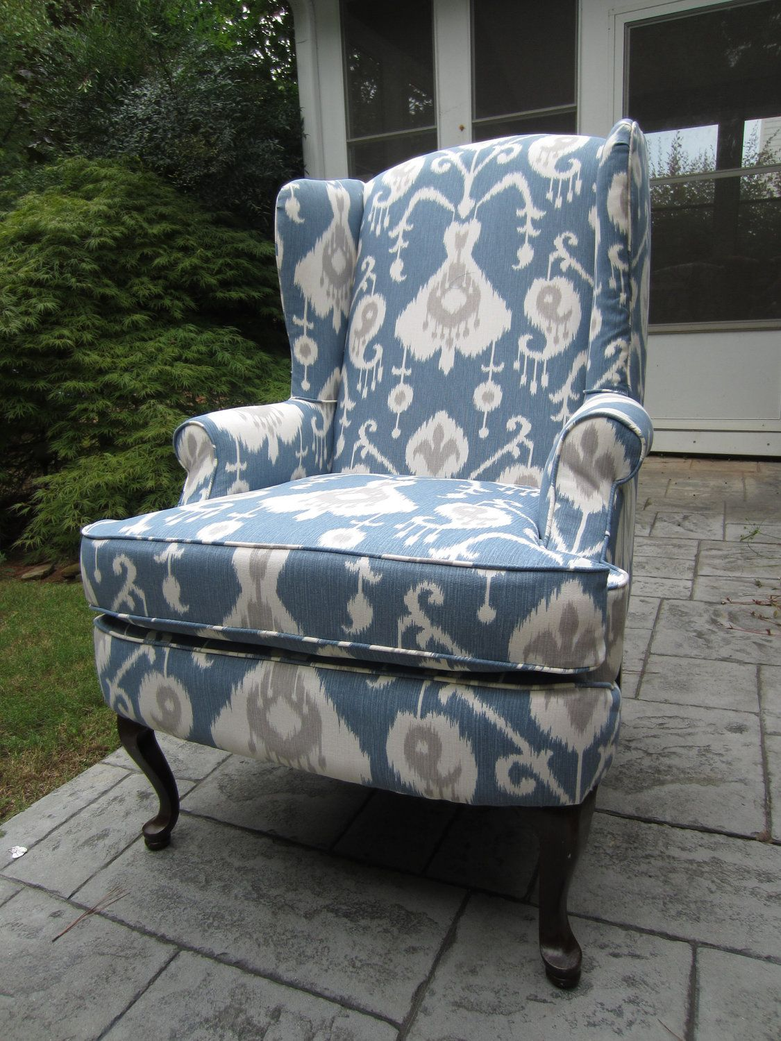 CLEARANCE SALE Accent chair Seashell by Urbanmotifs on