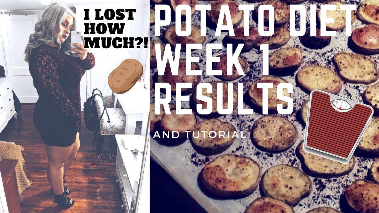 potato diet one week