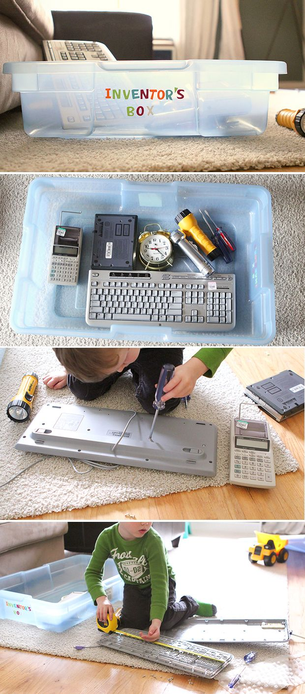 how to make cool inventions at home
