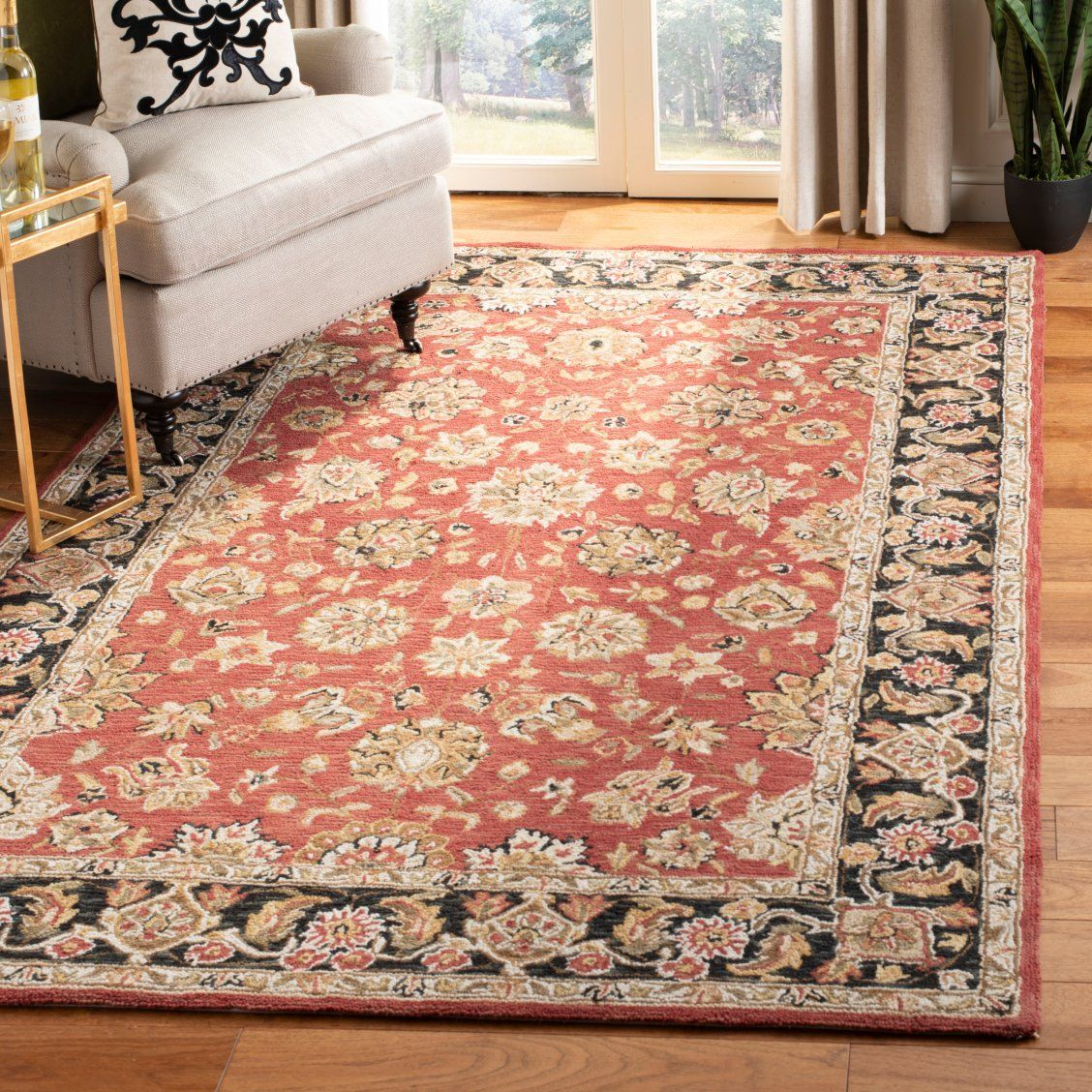 The Chelsea Collection Of Americana Styled Area Rugs Is A