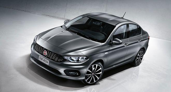 Türkiye'nin yeni yerli otomobili 'Fiat Aegea' olacak! | Kuum  #fiat #otom...