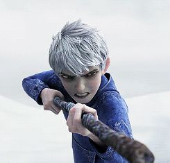 His eyes are so dangerous. Don't mess with Jack when he's ... |Jack Frost Angry