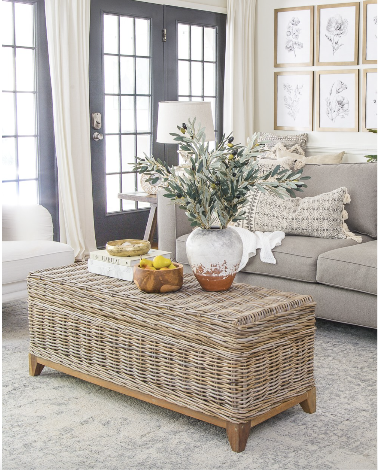 9 Kid-Friendly Coffee Tables & How to Style Them - Shades ...