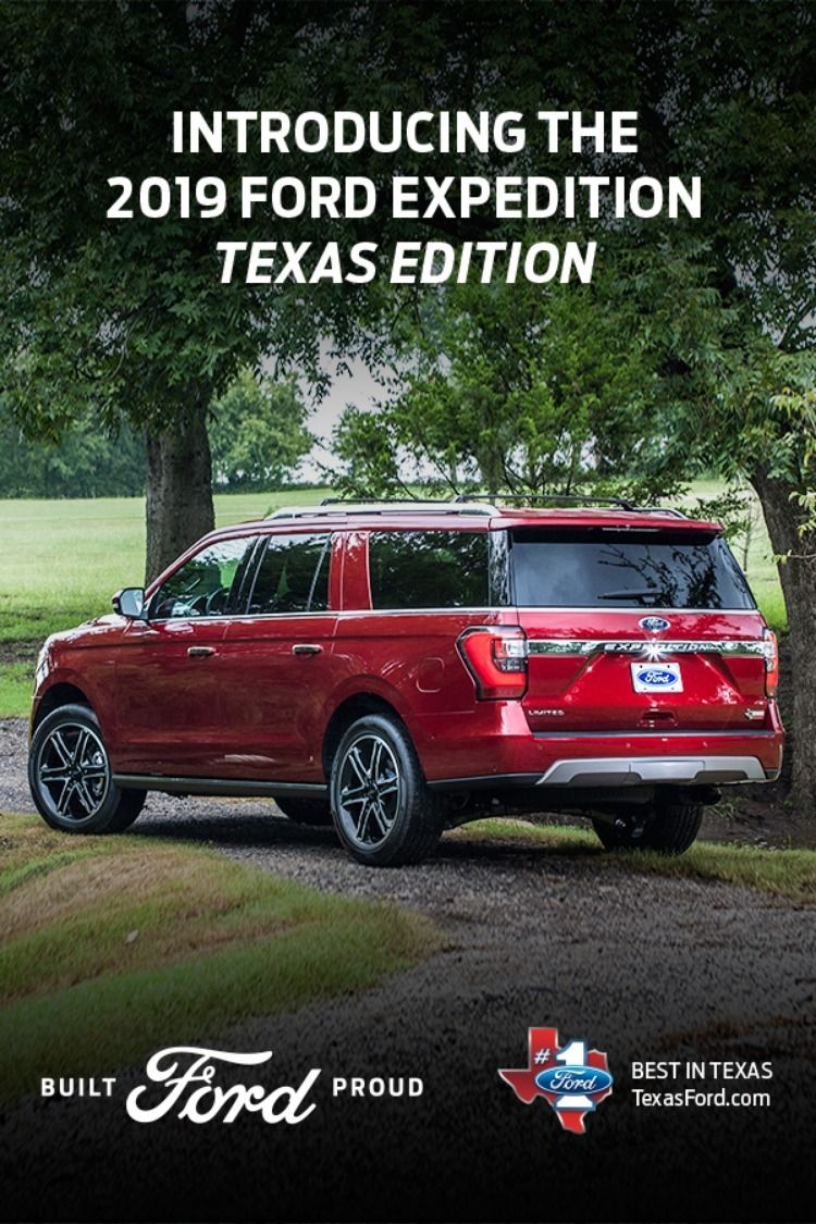 Pin By Greater Tx Ford On Expedition January Ford Expedition Ford Motor Company Texas