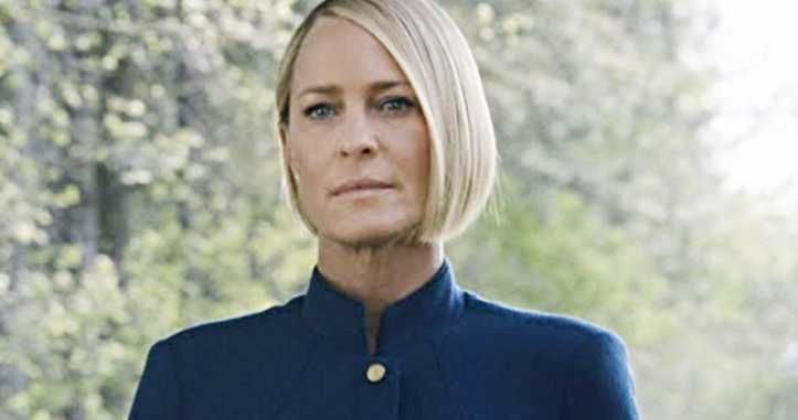 'House Of Cards' Season 6 Trailer Turns Claire Into A