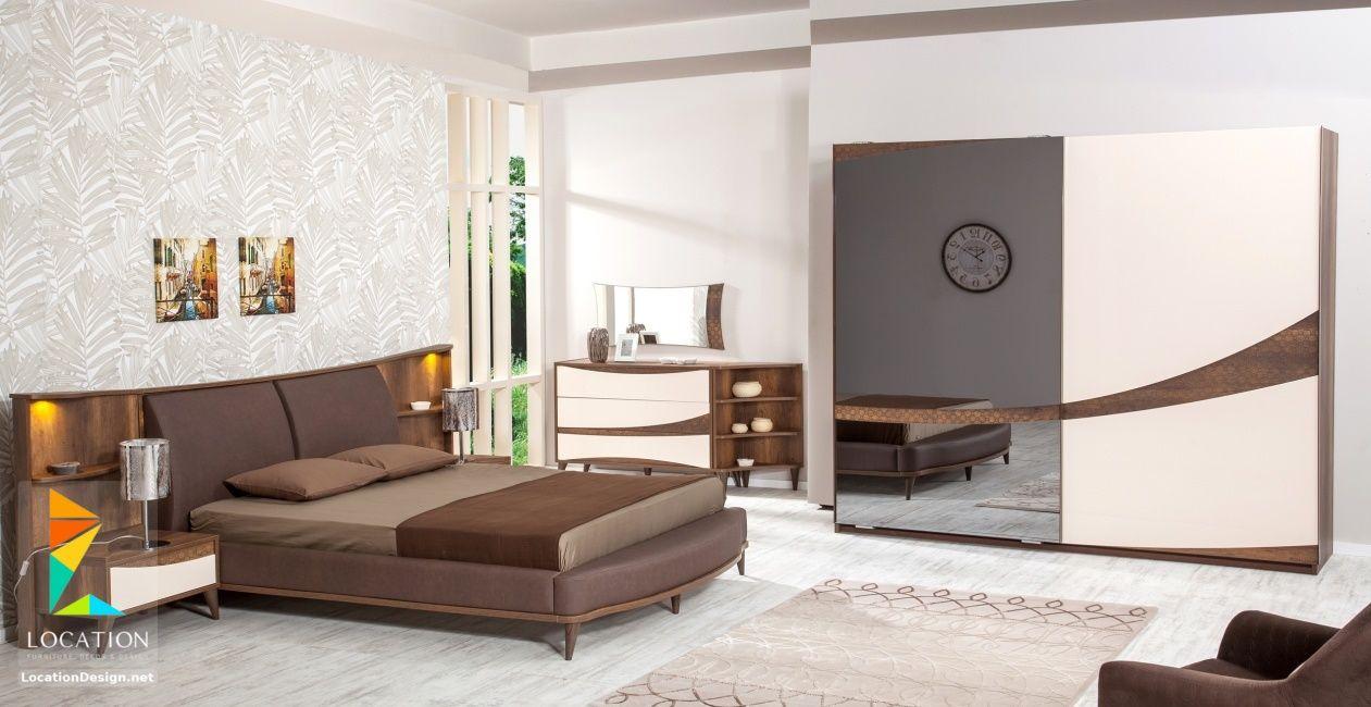 هل تشعر بالملل من غرف النوم القديمة الخاصة بك شاهد أحدث ديكورات غرف نوم مودرن من أحدث موديلات Bedroom Furniture Design Bedroom Bed Design Bedroom Set Designs