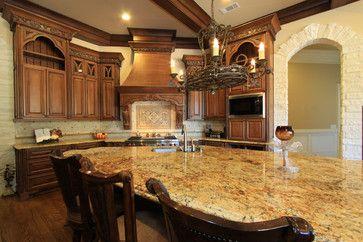 High-end Kitchen Design - traditional - kitchen - atlanta - Alex ...