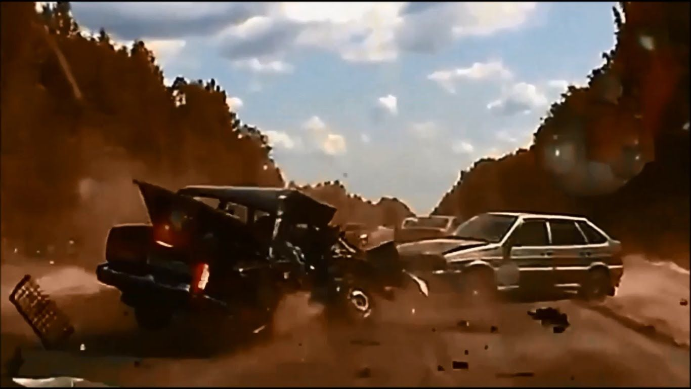 Fatal car crashes caught on camera compilation # 2