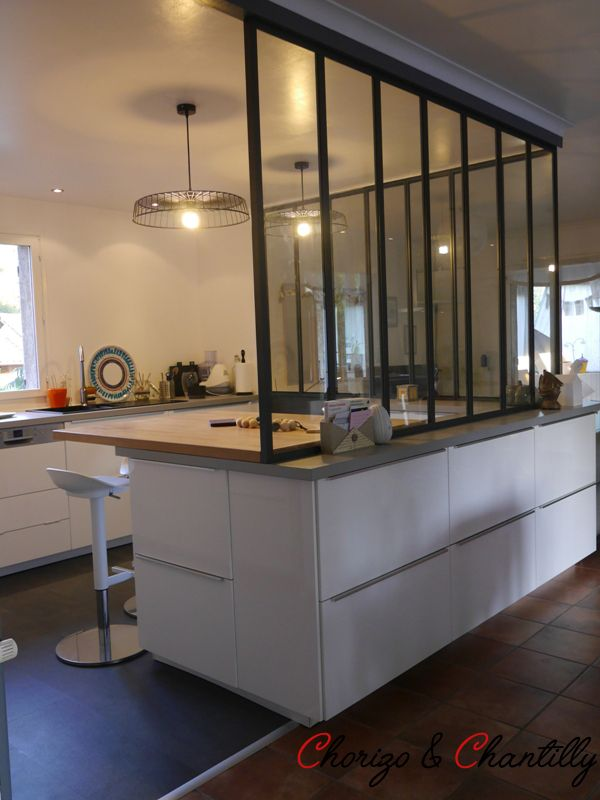 Cuisine Ikea Verriere Innenarchitektur Kuche Zuhause Dekoration Haus Deko