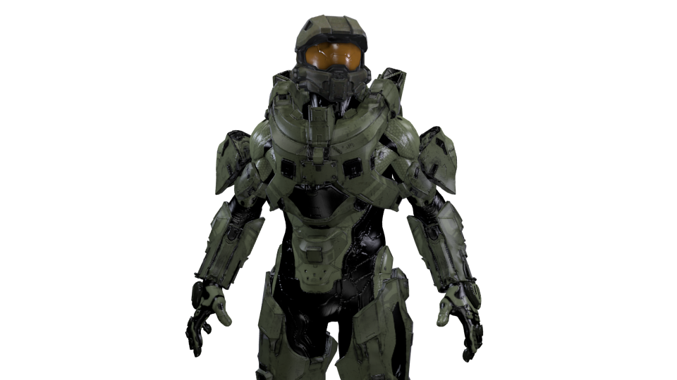 Halo 5 Master Chief By Telemuscnt Master Chief Halo 5 Halo Master Chief