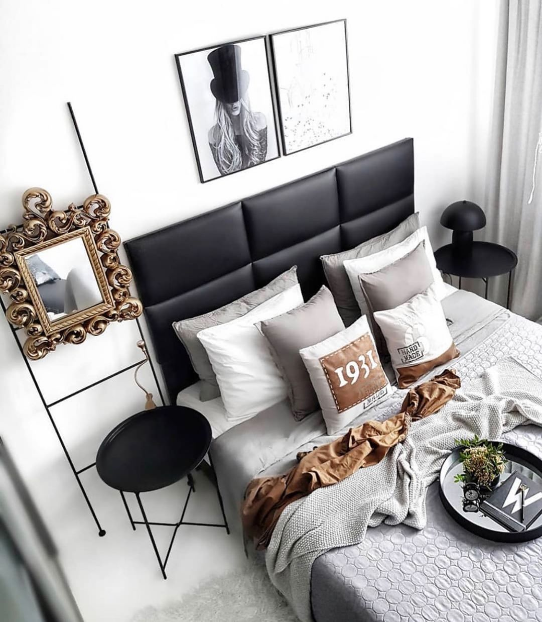 ⠀ #mynordicroombedroom Tag someone who would love this ❤️⠀ 📸 @iszi.aszi ⠀ ⠀ Be a part of our family and tag your photo with #mynordicroom 💋⠀ ⠀ ...⠀ ⠀ ❗️Never miss out on post from @mynordicroom. Make sure to turn on post notifications ❗️ ⠀ 💕Dont miss out on your daily Nordic interior design and lifestyle inspiration! Follow us on Facebook 👤 ⠀ ⠀ 👉 Go follow @mywandertude for ✈️ and 🍴 inspiration ⠀⠀ ⠀ ... ⠀ #soveværelse #sovrum #soveværelset #soveværelsesindretning #soveværelsesinspiration #