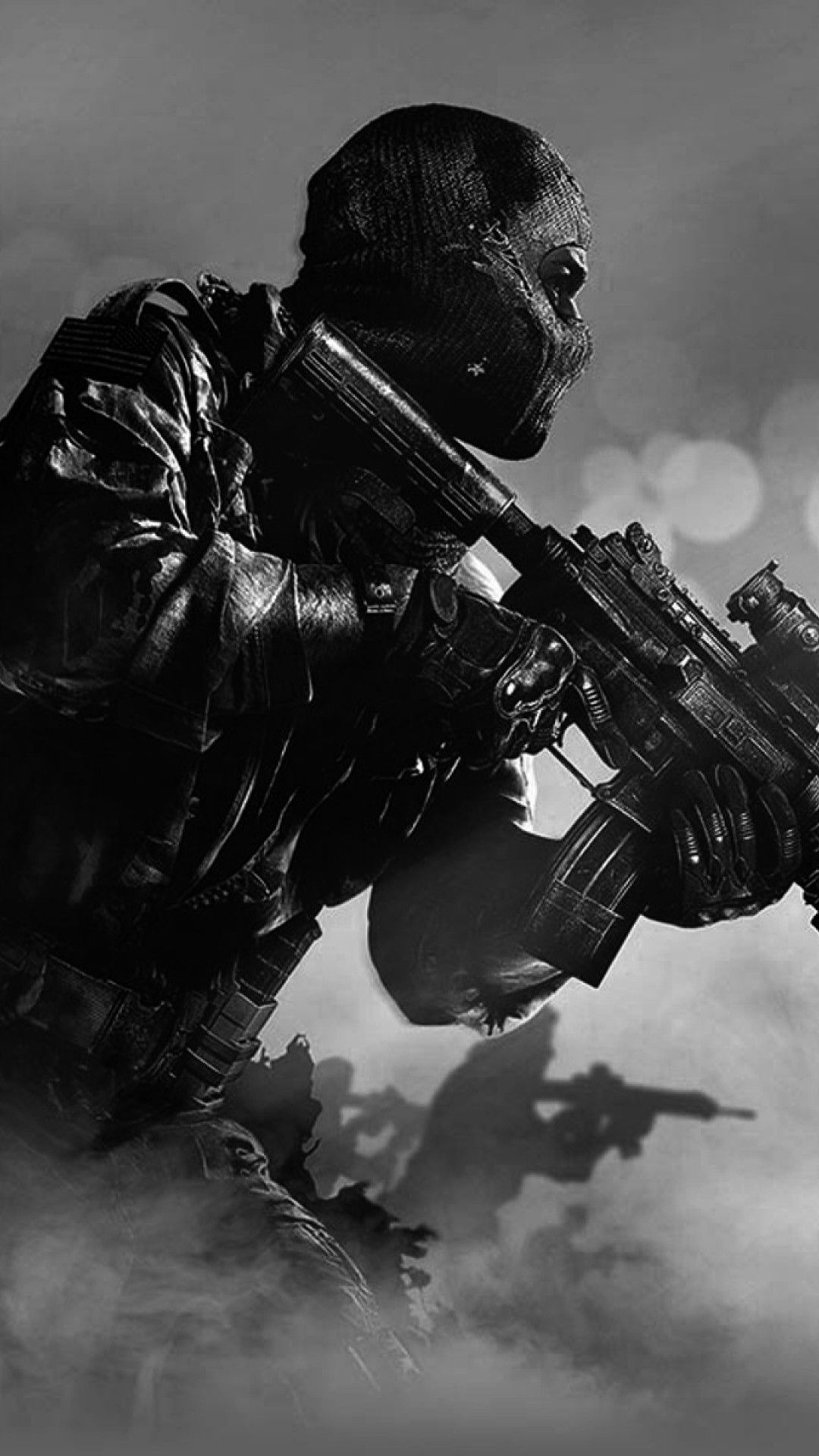 Call Of Duty Wallpaper Iphone Call of duty ghosts, Call