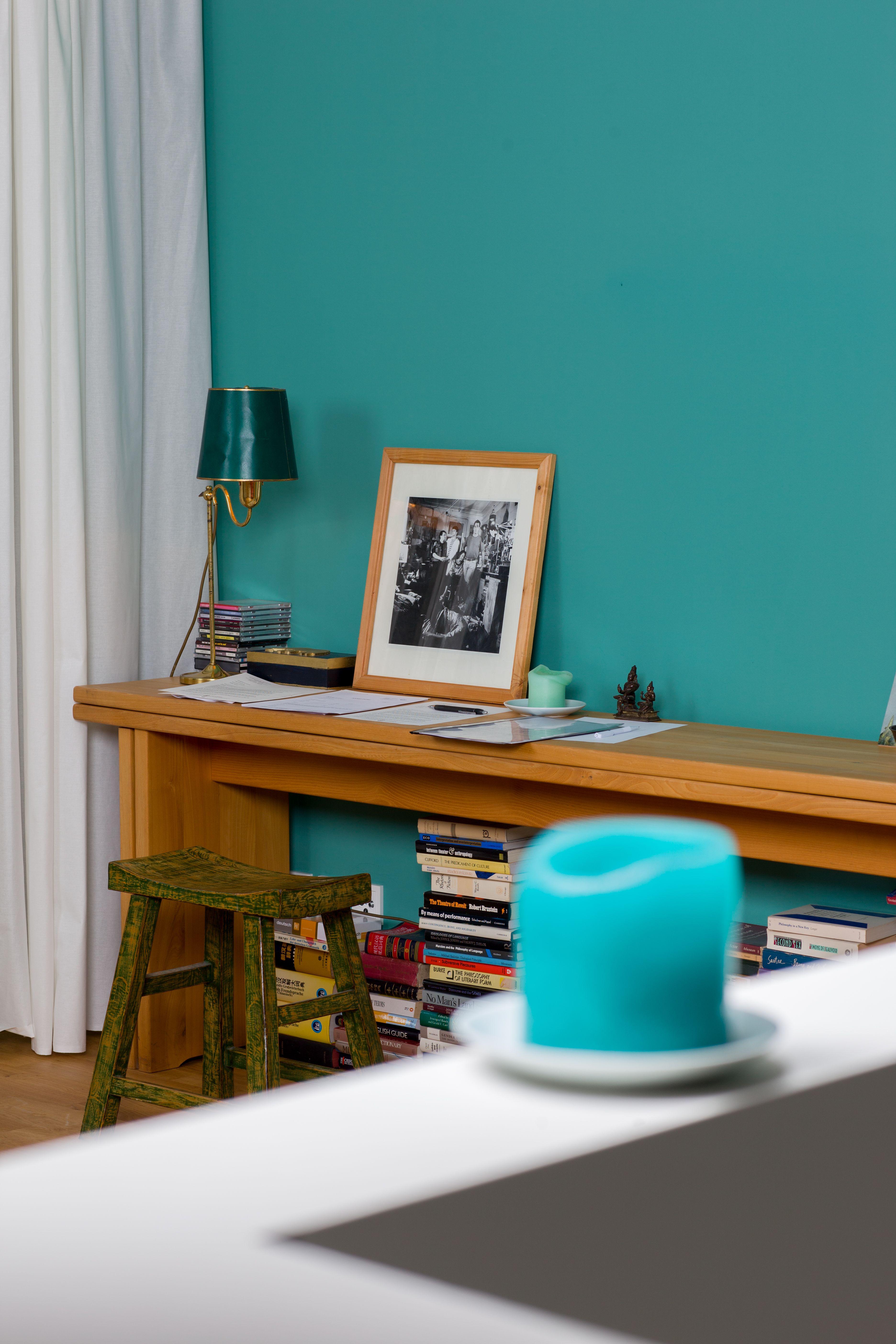 Esmeralda 050 In 2020 Grune Wand Farben Wand