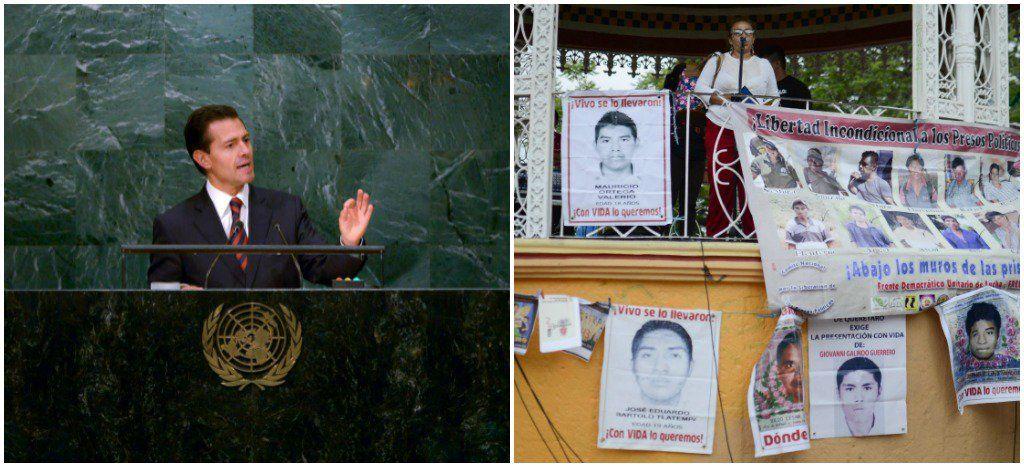 Amnistía Internacional indicó que esta tragedia ha expuesto cómo la administración del presidente 'no se detendrá ante nada para encubrir las violaciones a los derechos humanos que ocurren en México'.
