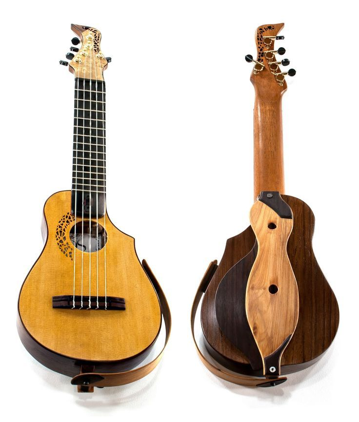David Sanchez-Luthier: Timple --- https://www.pinterest.com/lardyfatboy/