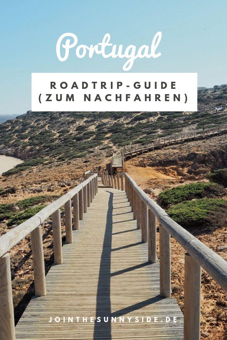 Portugal-Roadtrip (Westküste) – Reiseguide inkl. Routenbeispiel #portugal