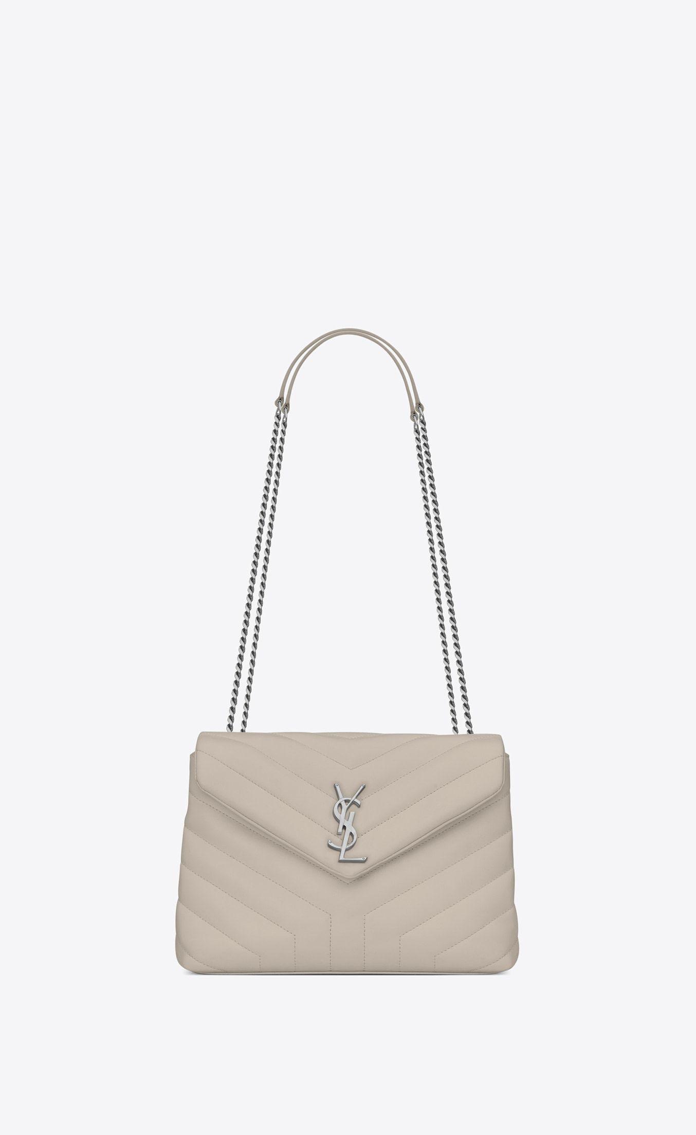 09084cf7da4 Saint Laurent Small Loulou Bag in
