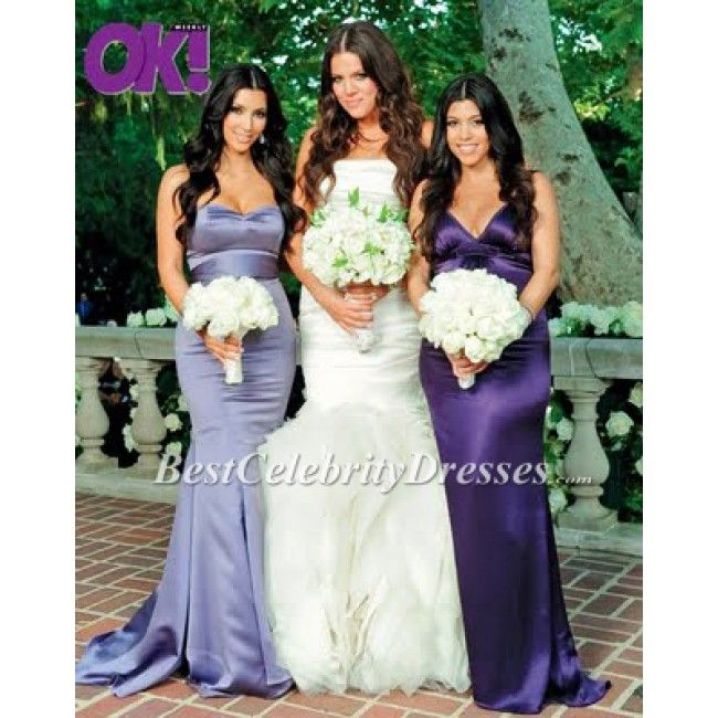 Khloe Kardashian Wedding Gown: Inspiration From Khloe Kardashian-Odom