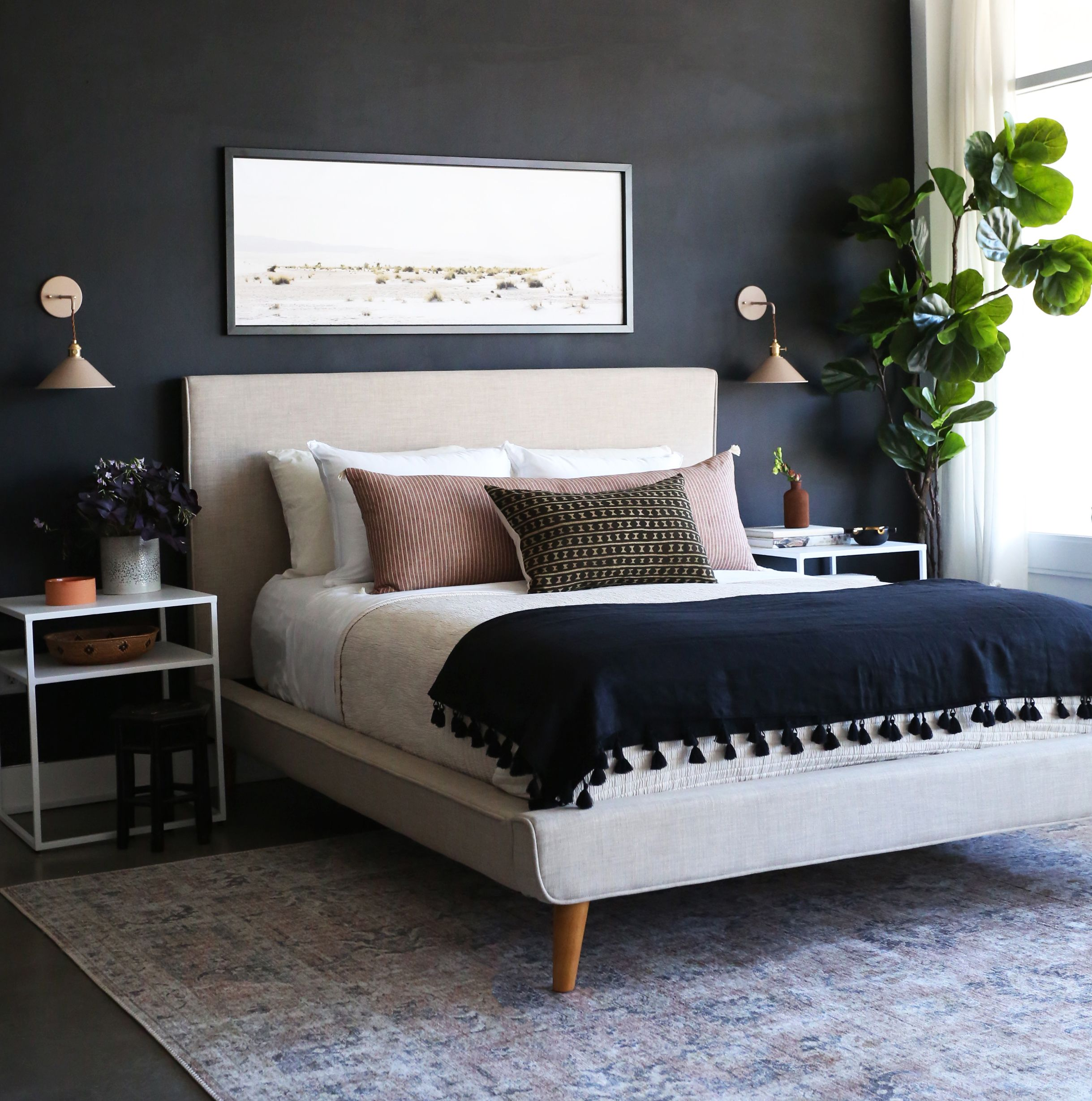 Living Room Decorideas Cozy: Updating Your Bedroom For Spring