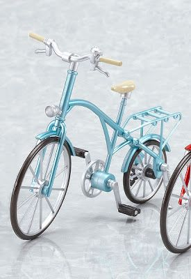 dollhouse miniature bicycle