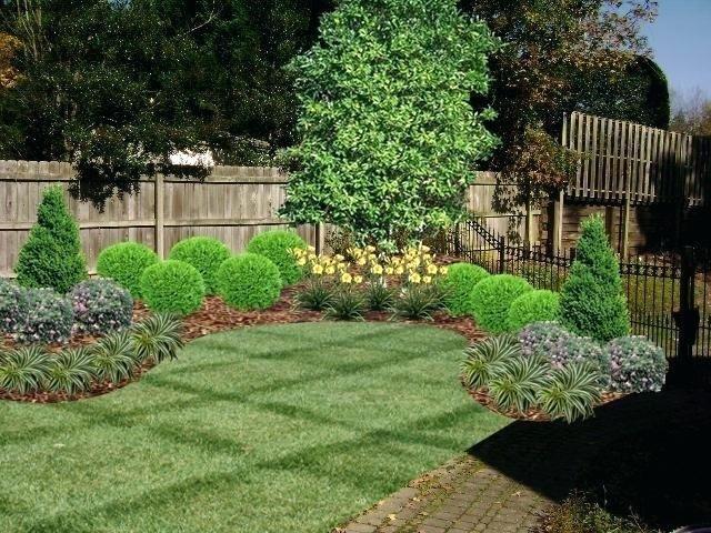 Schöne Garten Ideen, An Einem Zaun Entlang #Garten #Gartenplanung # GartenIdeen