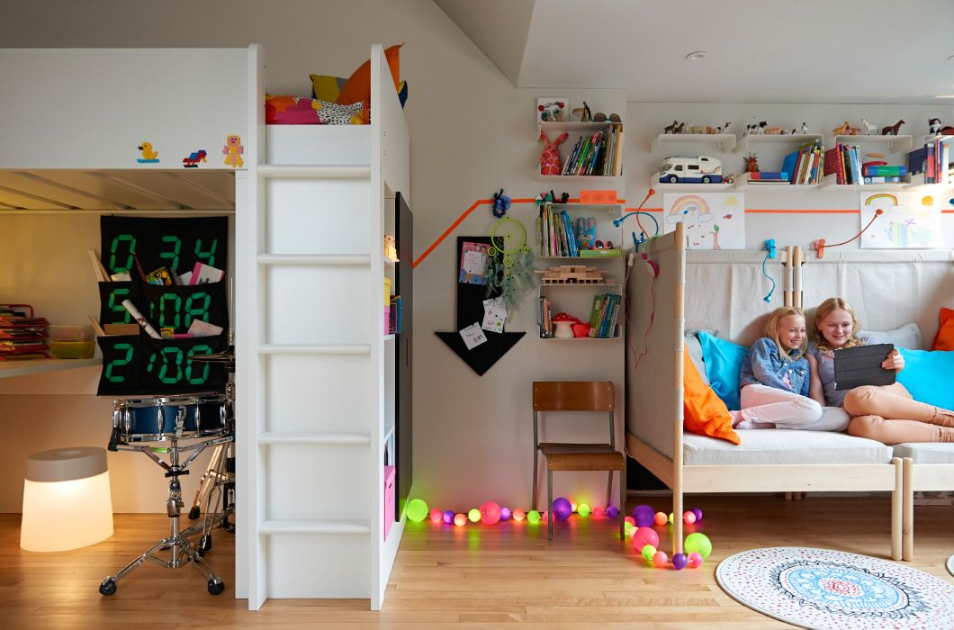 Ikea Shared Kids Room ikea shared kids room design upcycling: a fancy word for fun