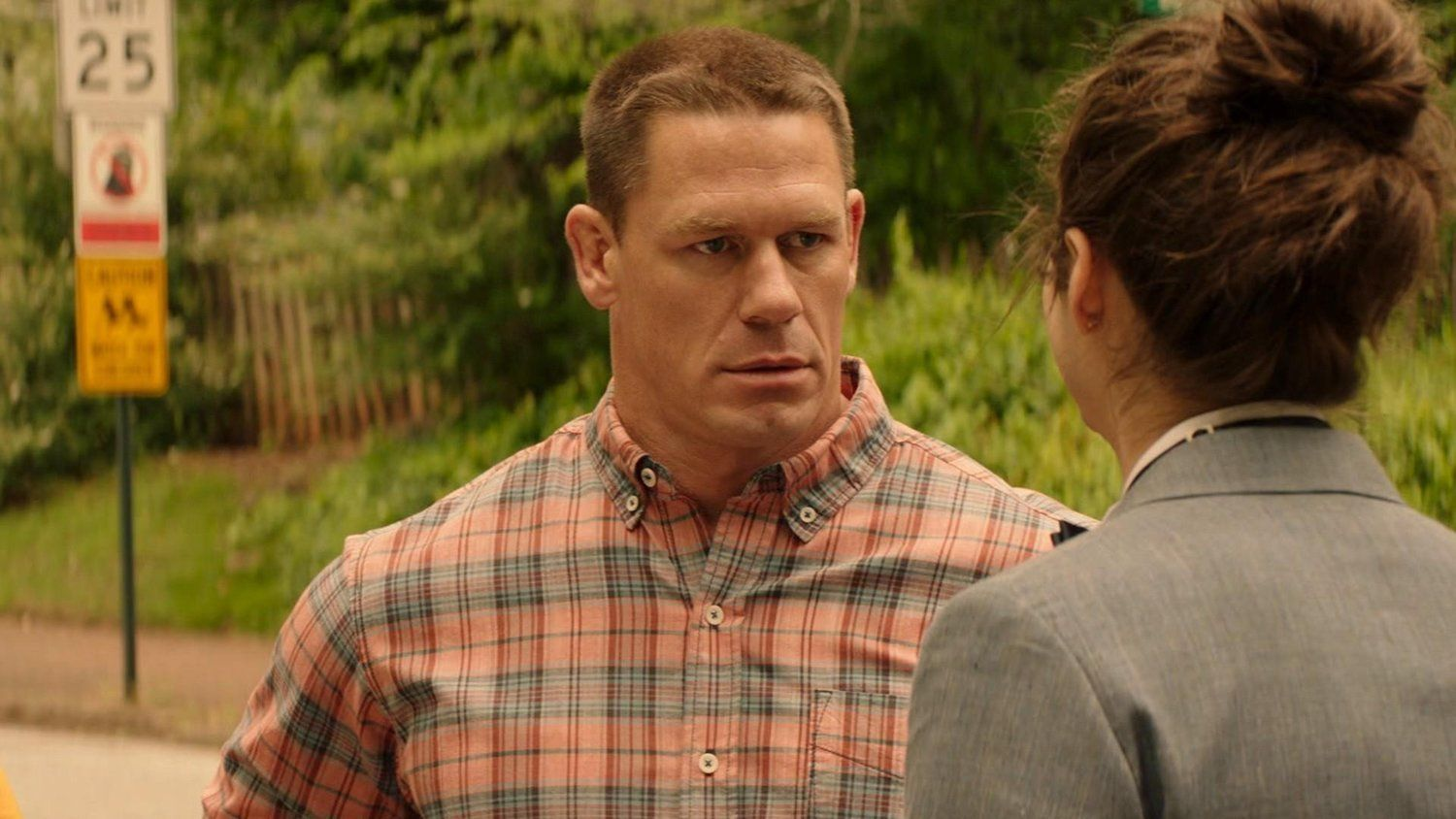 John Cena Will Meet His Match In His New Movie Venture
