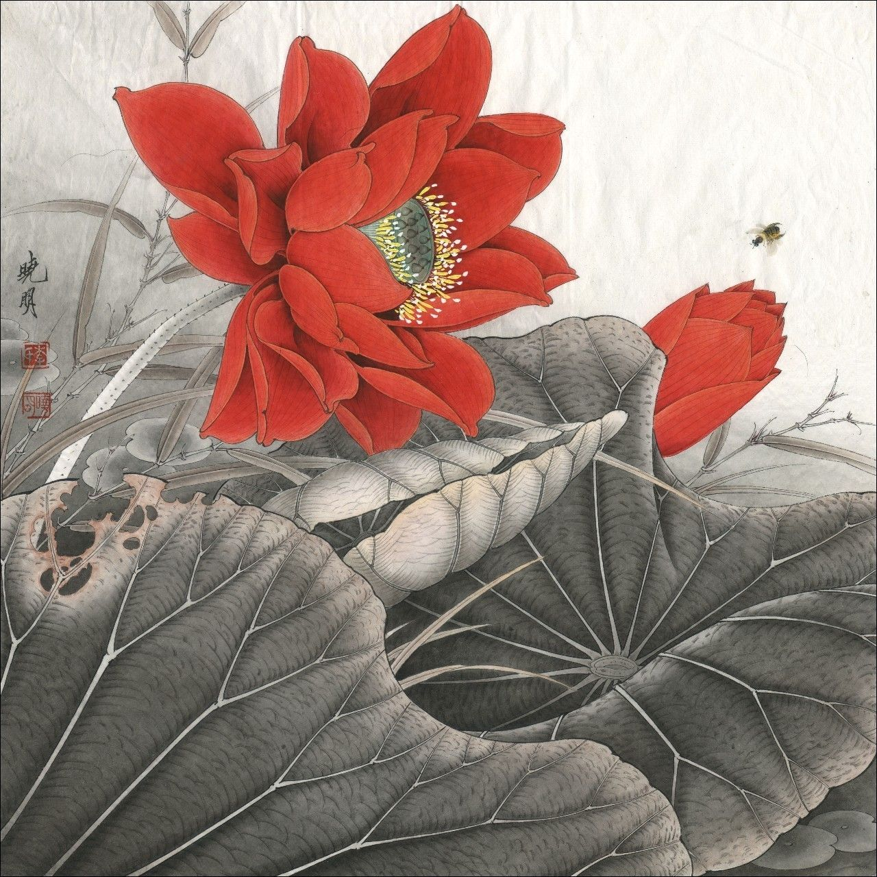 Red lotus flower and its meaning symbols and meanings pinterest red lotus flower and its meaning izmirmasajfo