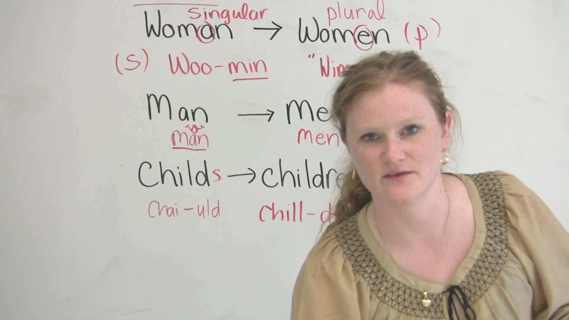 Basic English Pronunciation