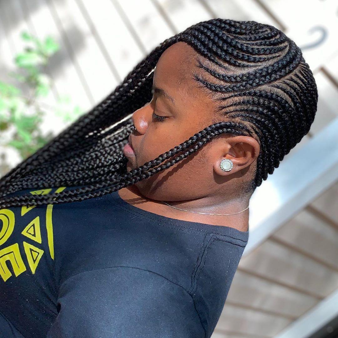 Camille On Instagram Atlantabraider Braids Lemonadebraids Braidcreativity Bestbraider Atlantahairstylist Kids Braided Hairstyles Braids Braids For Kids Can you post a tutorial on how to french braid? kids braided hairstyles