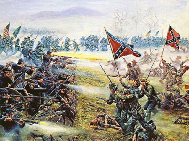 I got : Gettysburg! Which Epic Battle Would You Have Fought In?