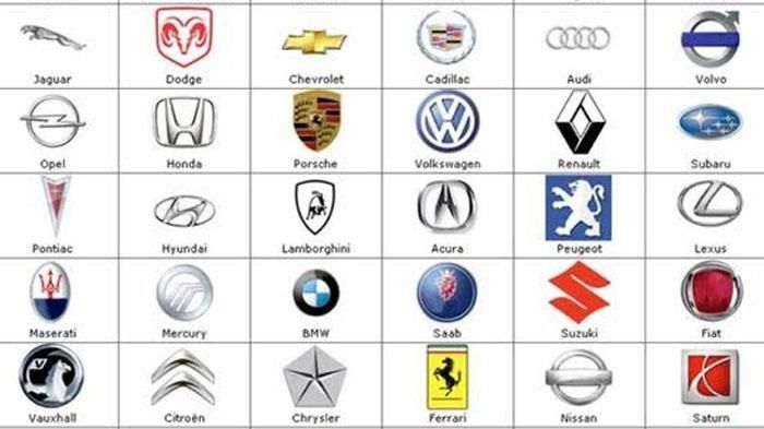 Ini Makna 5 Logo Merk Mobil Terkenal Yang Ada Di Indonesia Udah