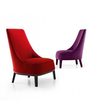 Armchair #Febo #Maxalto buy at #italian #design #outlet €850,00 ...