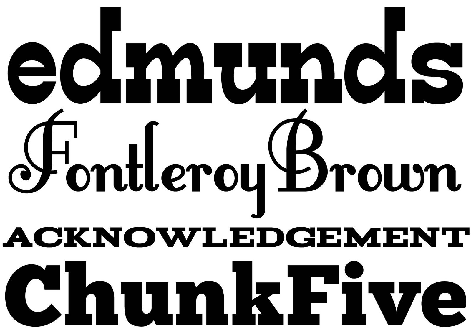 eighteen25 fab fonts Graphic design fonts, Typography