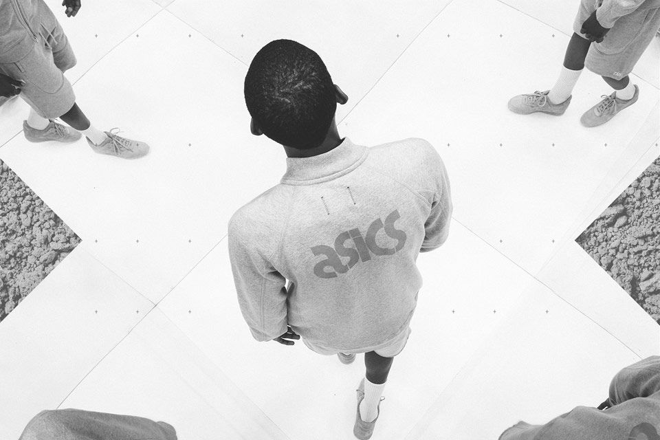 Asics x Reigning Champ Collection