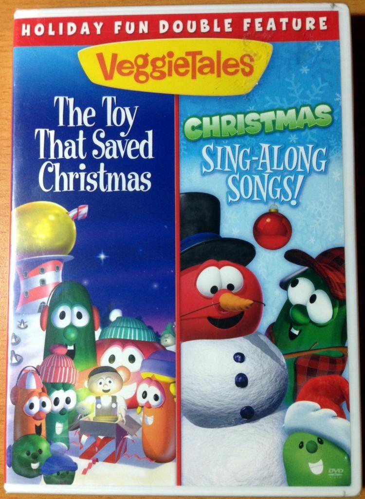 Veggietales The Toy That Saved Christmas Dvd