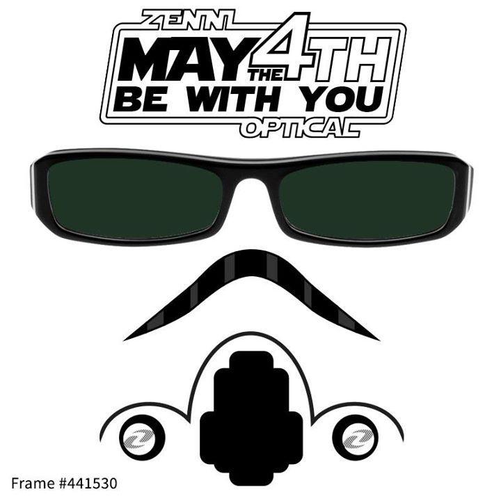 stormtrooper #glasses #zenni #zennioptical #starwars #MAYTHE4THZENNI ...