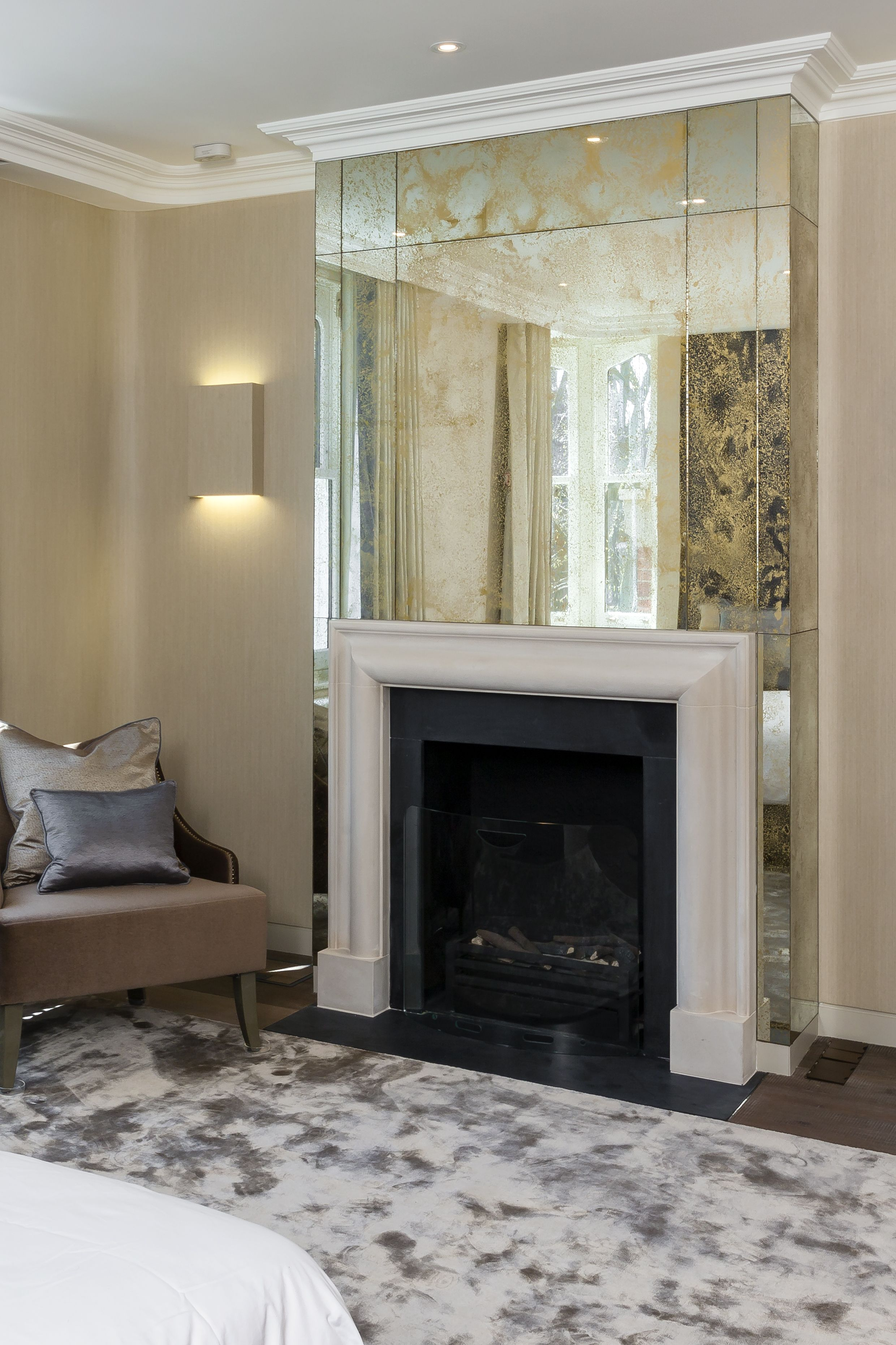 and interior fireplace of mirror over furnishings design awesome tsumi mirrors