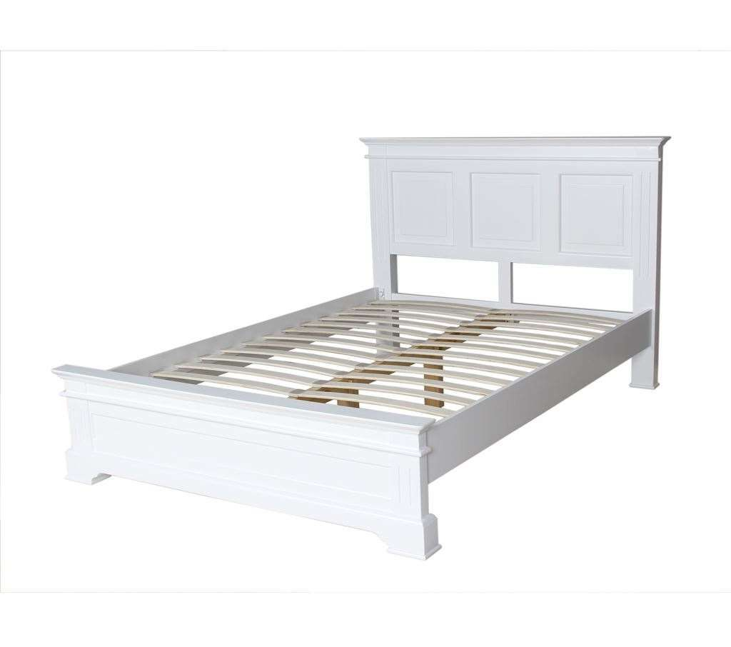 Why You Should Diy Your White King Size Bed Frame Designalls In 2020 White Double Bed Frame White Bed Frame Bed Frame