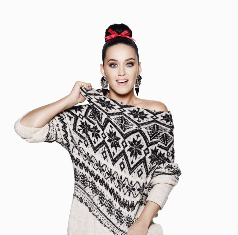 Katy Perry Christmas 2015 Ad Campaign Pictures | Campaign ...