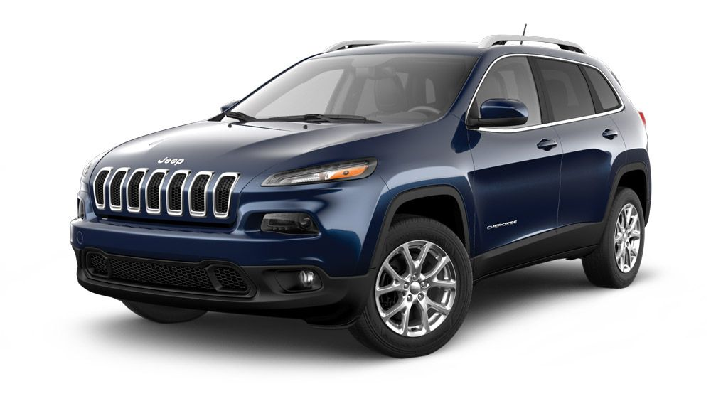 Jeep Cherokee named SUV of the Year! (With images) Jeep