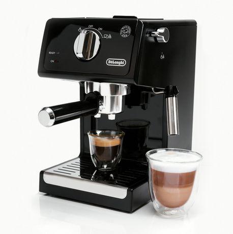 Delonghi Ecp3120 Manual Espresso Machine Black In 2020