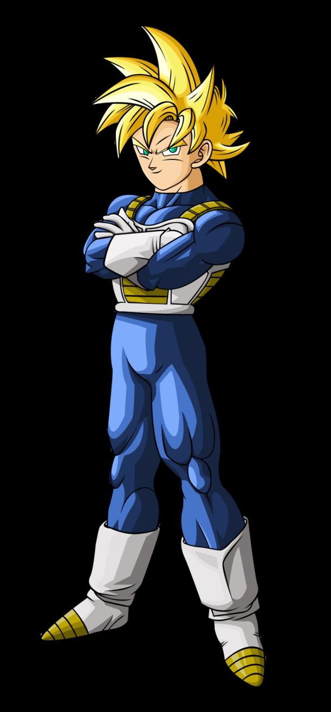 Goten Power Level