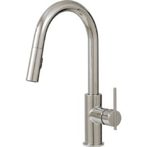 $236 Aquabrass Quinoa Pull-Down Dual Streem Mode Kitchen Faucet ...