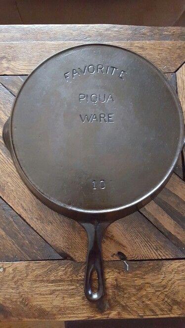 Dating favorite piqua ware