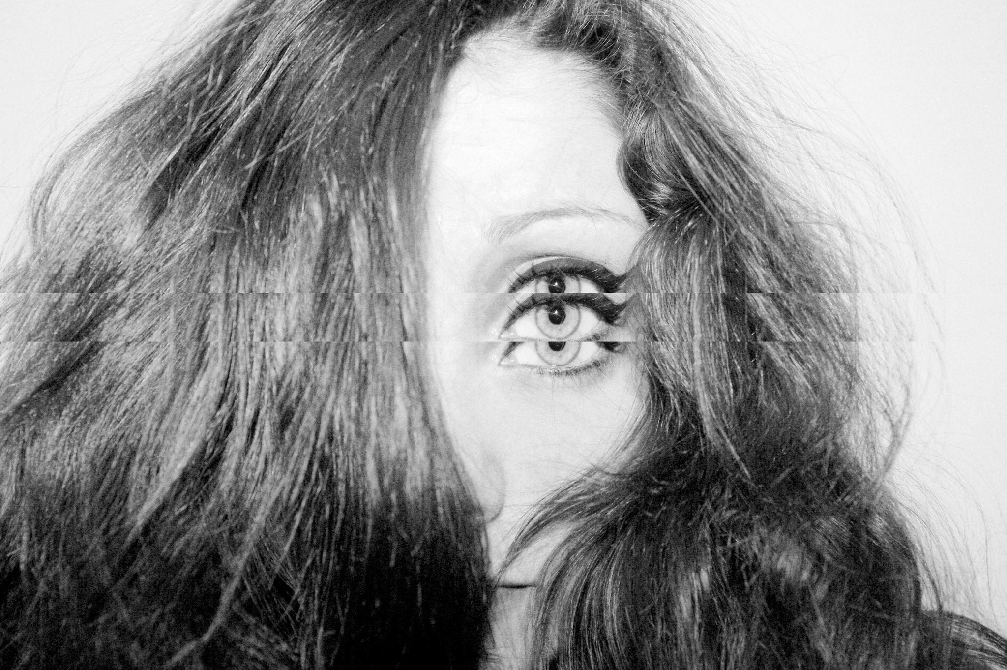 Self-portrait Mathilde Avril